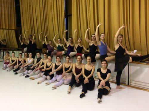 felnőtt balett oktatás
