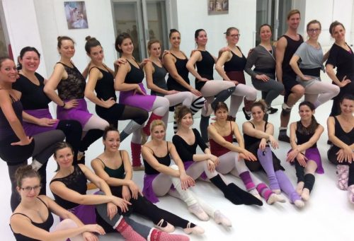 felnőtt balett oktatás Budapest